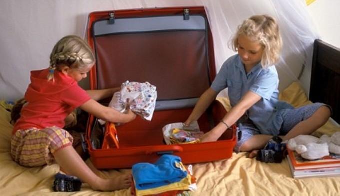 Что взять ребенку в санаторий